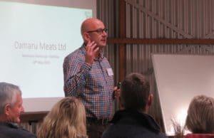 Richard Thorp, NZ (Binxi) Foods Limited