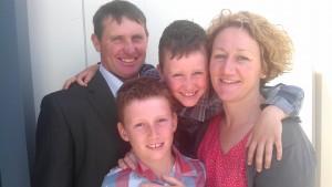 The Boyer Family